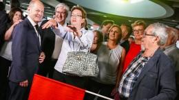 SPD in Brandenburg vorne – AfD auf Platz zwei