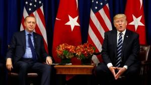Amerika und Türkei im Visa-Clinch
