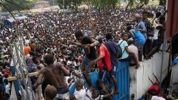 Mehrere Tote bei Unruhen im Kongo