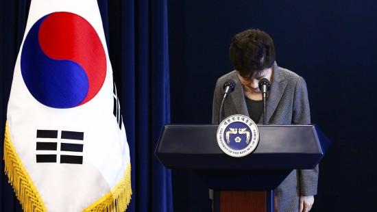 Amtsenthebung von Präsidentin beantragt