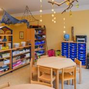 Geschlossener Kindergarten in Frankfurt (Oder)