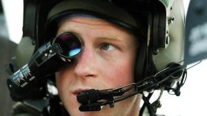 Als Prinz Harry Taliban-Kämpfer tötete