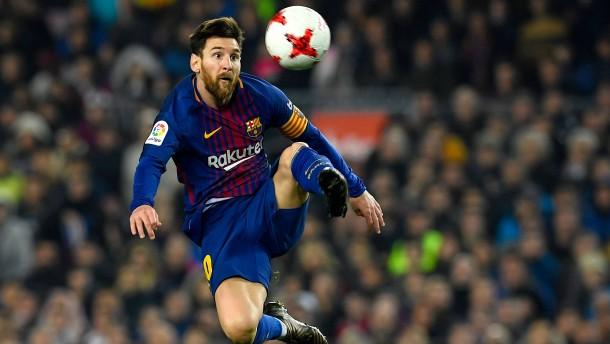 Barca löst Halbfinal-Ticket gegen Stadtrivalen