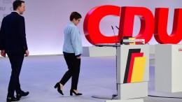 CDU braucht kluge Köpfe wie Friedrich Merz