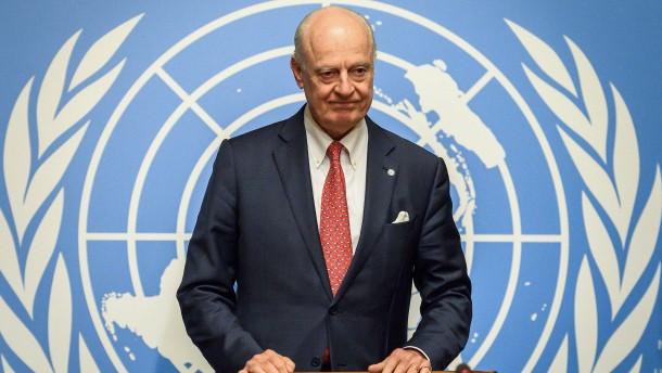 Staffan de Mistura wird neuer UN-Vermittler im Westsahara-Konflikt