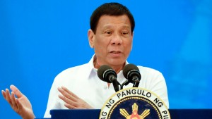 """Duterte bezeichnet europäische Kritiker als """"Verrückte"""""""