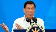 Duterte bezeichnet europäische Kritiker als Verrückte