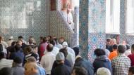 Unter dem Gebetsteppich