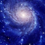 Die Galaxie Messier 101 ist eine der Quellen, in der Rote Riesen und eine Supernova beobachtet und verglichen werden können.