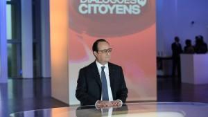 Was auch geschieht, Hollande ist am Ende