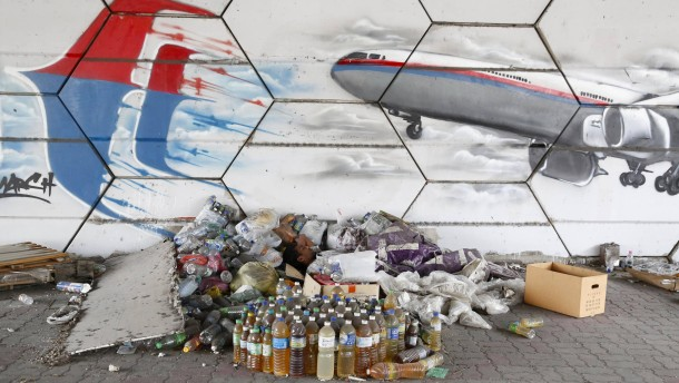 Malaysia will Suche nach MH370 fortsetzen