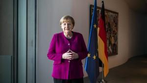 Merkel: Eine Öffnungsstrategie mit Schnelltests wird es noch im März geben