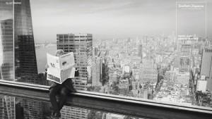 Hundert Stockwerke über Manhattan