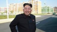 Staatsmedien melden Lebenszeichen von Kim Jong-un