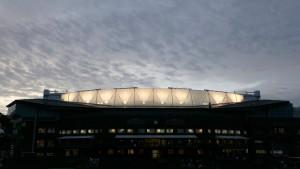 Ein Dach für Wimbledon