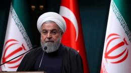 EU verhängt Sanktionen gegen Iran