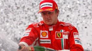 Ferrari sieht Rot