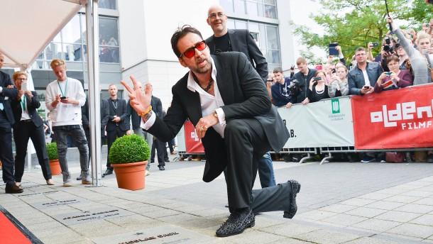 Der Tag, an dem Nicolas Cage nach Oldenburg kam