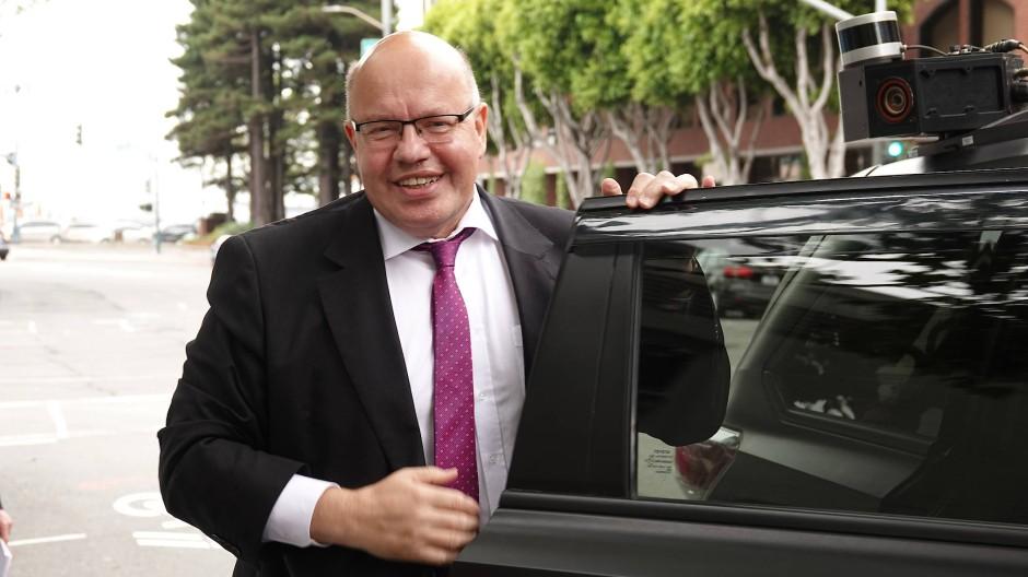 Wirtschaftsminister Peter Altmaier (CDU) hat sich jüngst auf einer Reise durchs Silicon Valley inspirieren lassen.