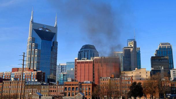 Polizei in Nashville geht von vorsätzlichem Anschlag aus