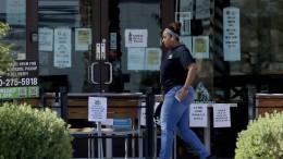 So viele Amerikaner wie nie beantragen Arbeitslosenhilfe