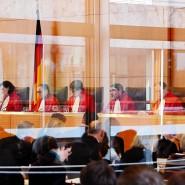 Der Erste Senat des Bundesverfassungsgerichts am 5. November