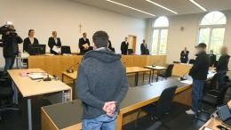 Siebzehnjähriger gesteht tödlichen Schlag am Augsburger Königsplatz
