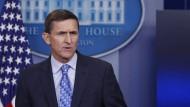 Trumps Sicherheitsberater Flynn warnt Iran