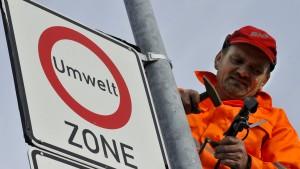 Limburger Umweltzone kommt mit Verspätung