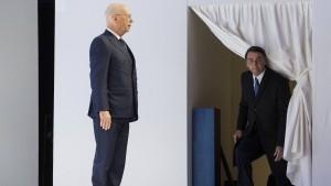 Al Gores Freund war Bolsonaros militärischer Gegner
