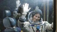 Bemannte Sojus-Kapsel erreicht ISS