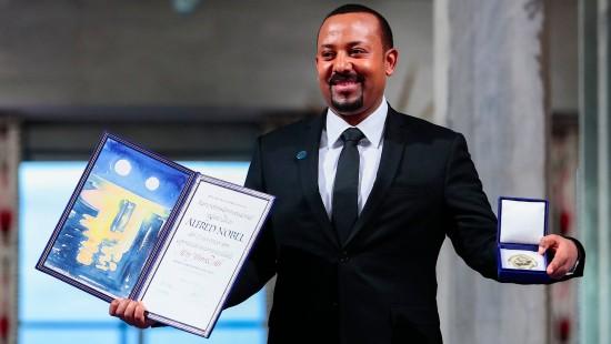 Abiy Ahmed erhält Friedensnobelpreis