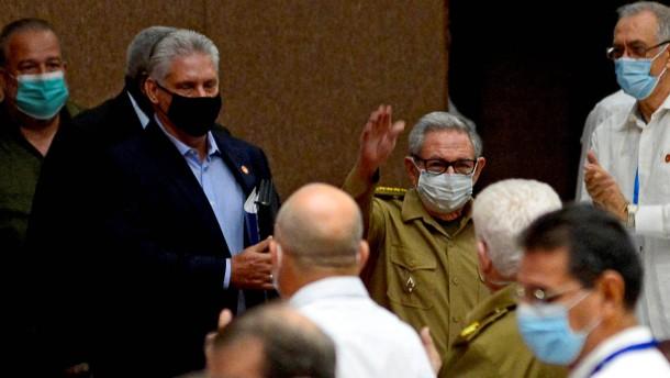 Auf Kuba nähert sich das Ende der Castro-Ära