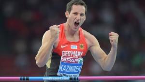 Beste deutsche Aussichten im Zehnkampf