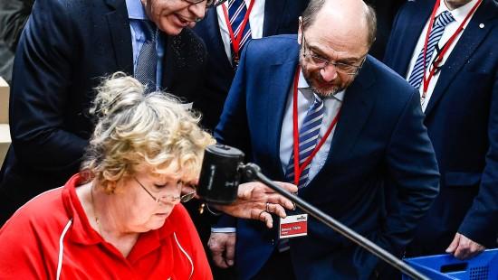 Schulz betont Willen zu Änderungen bei Agenda 2010