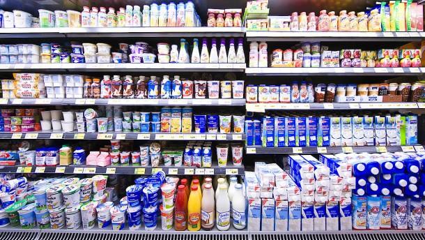 Vergifteter Joghurt in Supermärkten gefunden