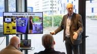 Experimentell und schlipsfrei: Im Digitallabor der Metro
