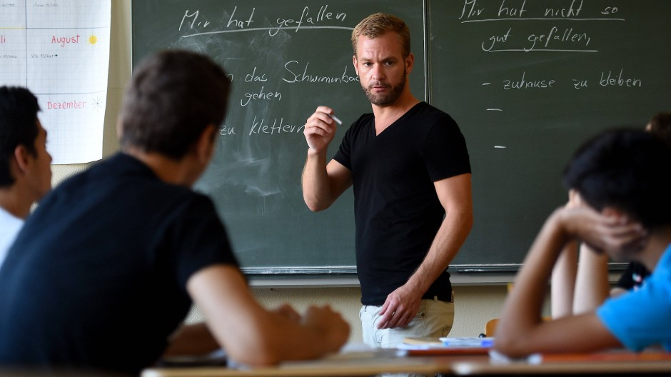 Unterricht in Berlin