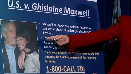 Hatte Epstein Hilfe beim Missbrauch?