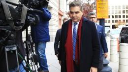 Fox News hilft CNN im Rechtsstreit mit Weißem Haus