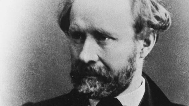 """Friedrich Hebbel: """"An meinen Freund Gurlitt"""""""