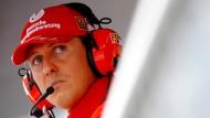 #Keepfighting heißt die Initiative im Namen von Michael Schumacher
