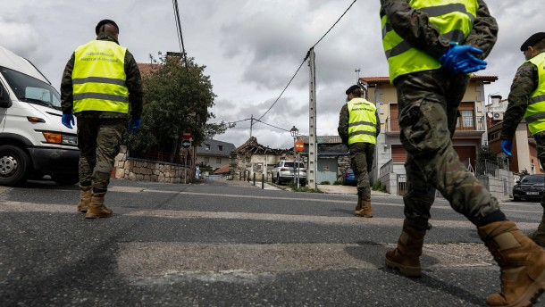 2000 Soldaten sollen Infektionsketten nachverfolgen