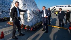 """""""Es reicht nicht, nur die Lufthansa zu retten"""""""