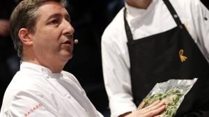 """Joan Roca nun """"bester Koch der Welt"""""""