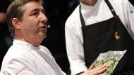 Der beste Koch der Welt: der Spanier Joan Roca.