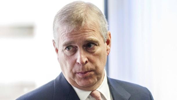 Staatsanwalt beklagt fehlende Kooperation von Prinz Andrew