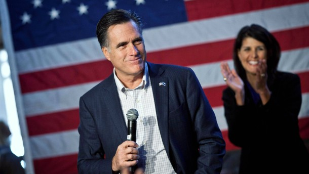 Mitt Romney doch nicht Sieger in Iowa