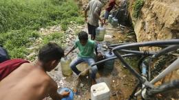 In 39 Ländern steigt Zahl der Menschen ohne Toiletten