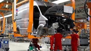 VW und Ford loten Allianz aus